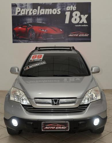 Honda Cr-v 2009 2.0 Exl 4x4 Aut. 5p