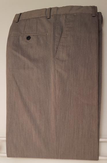 Pantalón Vestir Zara Man Basic Collection Made Turkey