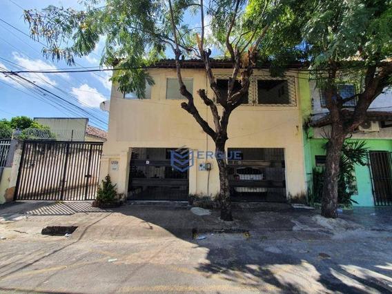 Casa Com 6 Dormitórios À Venda, 336 M² Por R$ 600.000 - Benfica - Fortaleza/ce - Ca1009