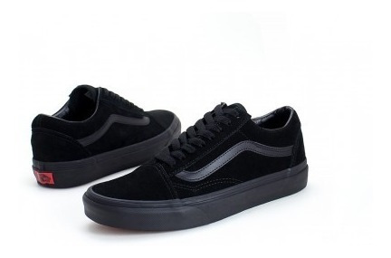 Vans Old Skool All Black Raro Limitado Original