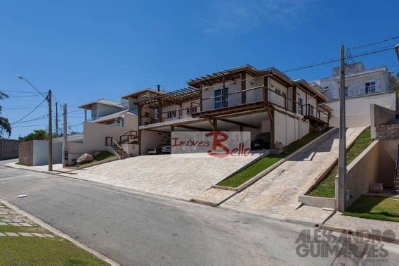 Casa Com 5 Dormitórios À Venda, 294 M² Por R$ 1.100.000,00 - Condomínio Itatiba Country Club - Itatiba/sp - Ca1185