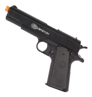 Pistola Airsoft Colt M1911 A 1 - Cybergun