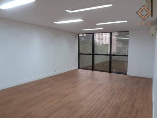Conjunto Para Alugar, 240 M² Por R$ 15.000,00/mês - Pinheiros - São Paulo/sp - Cj5676