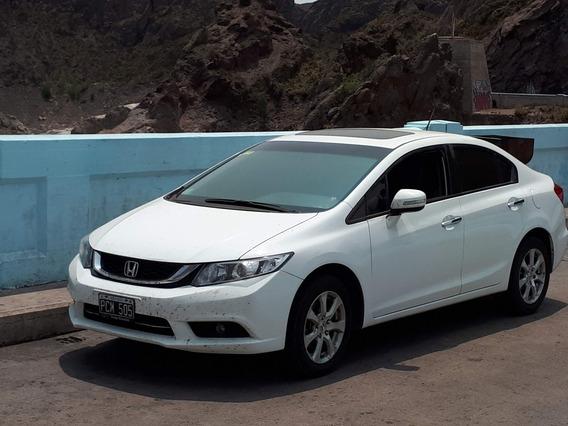 Honda Civic 1.8 Exs Mt 140cv 2015