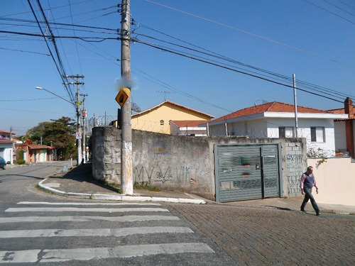 Terreno Residencial À Venda, Pirituba, São Paulo. - Te0197