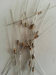 Resistor 68k 1/4w 5% (pct 100pçs)