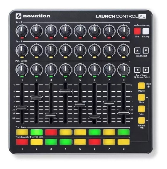 Controlador Usb Launch Control Xl - Novation