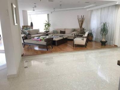 (crm-758-4485) Casa En Venta En Condominio Con 4 Recamaras En Bosques De Las Lomas.