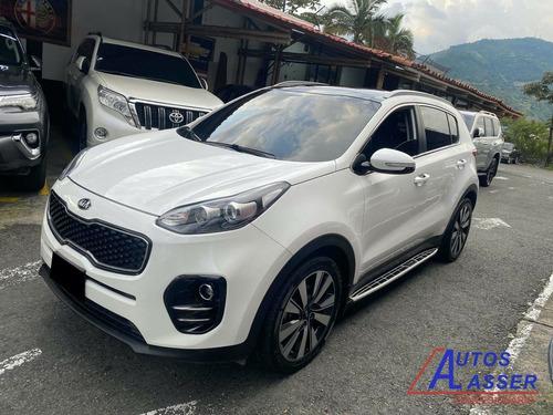 Kia Sportage 2017 2.0l Gasolina 4x2