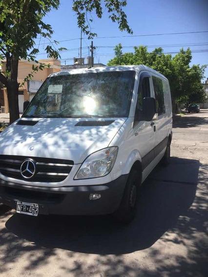 Mercedes-benz Sprinter 2.1 411 Street 116cv 3250 V1 Tn 2013