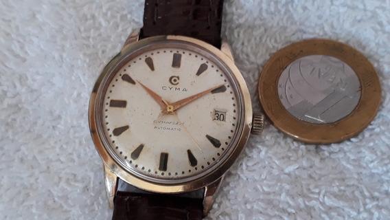 Relógio Cyma - Cymaflex, Automático (martelo) - Coleção !
