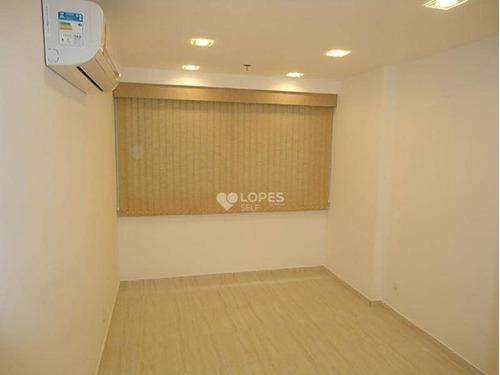 Imagem 1 de 5 de Sala À Venda, 27 M² Por R$ 190.000,00 - Centro - Niterói/rj - Sa2088