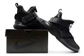 Tenis Nike Lebron Soldier Xii Sgf Cinza Original