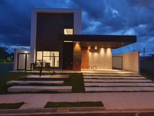 Imagem 1 de 20 de Casa Com 3 Dormitórios À Venda, 210 M² Por R$ 1.250.000,00 - Jardim São Domingos - Marília/sp - Ca3494