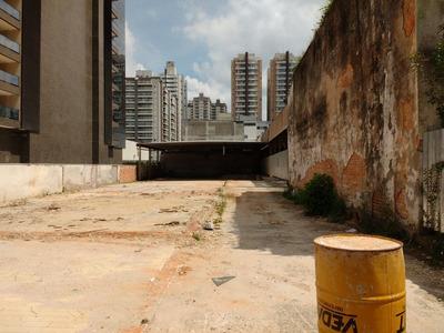 Terreno Plano, Limpo, Bem Localizado No Centro São Bernardo.