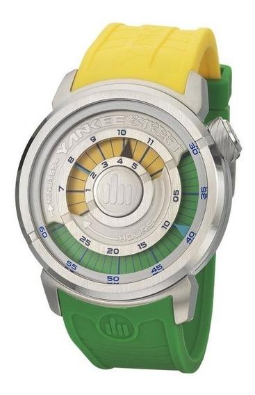 Relógio Yankee Street Ys30167x - Original Com Garantia