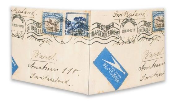 Cartera Maxi - Old Mail - Moon Wallets