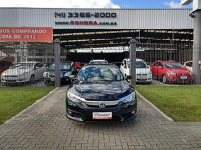 Honda Civic Sedan Exl 2.0 Flex 16v Aut 4p 2018