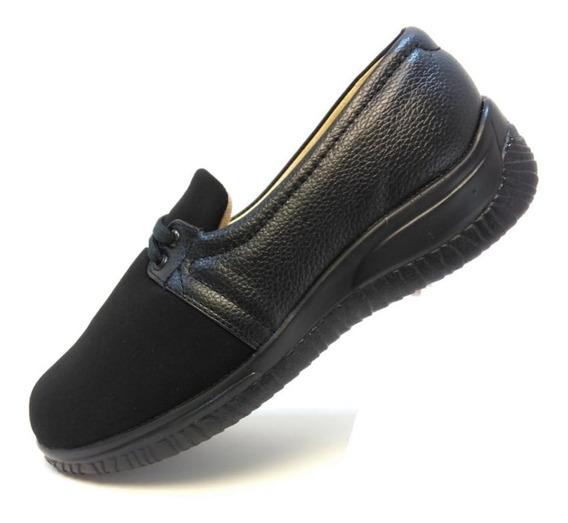 Zapato Muy Cómodo De Lycra Recomendado Para Pie Diabético