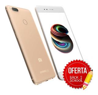 Promo Xiaomi Mi A1 4gb Ram 32gb Rom Dorado + Envio Gratis