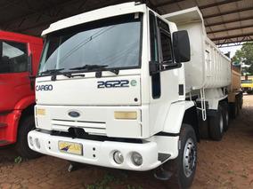 Ford Cargo 2622 Traçado 6x4 Basculante