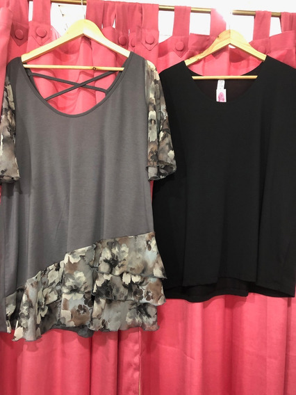 Lote Remeras Talle Especial