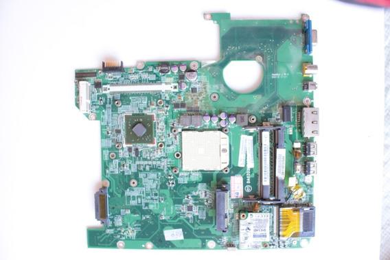 Placa Mãe Notebook Acer Aspire 4520 Da0z03mb6e0 Defeito