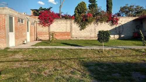 Renta De Terreno Con Local En San Juan Del Río, Queretaro