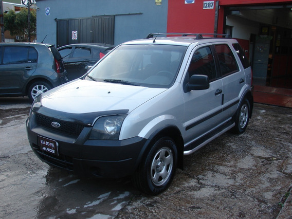 Ford Ecosport Xls 1.6 Año 2006 Unica !! Impecable!!