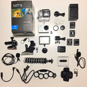 Máquina Fotográfica - Gopro