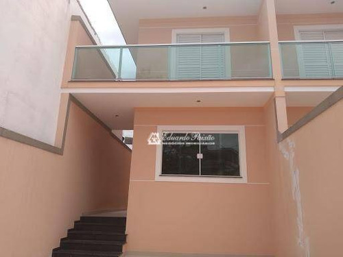 Sobrado Com 3 Dormitórios À Venda, 140 M² Por R$ 850.000,00 - Parque Renato Maia - Guarulhos/sp - So0023