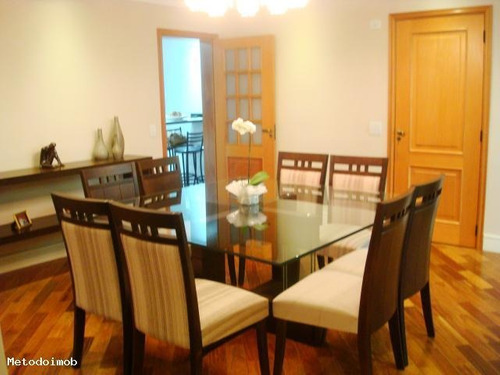 Apartamento Para Venda Em Santo André, Campestre, 2 Dormitórios, 2 Suítes, 5 Banheiros, 3 Vagas - 1390_1-230861