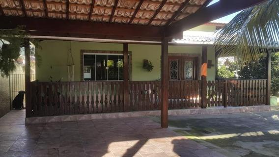 Casa Em Centro, Maricá/rj De 157m² 2 Quartos À Venda Por R$ 590.000,00 - Ca215085