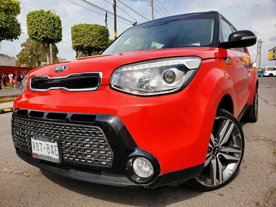 Kia Soul 2.0 Ex At 2016 Autos Usados Puebla