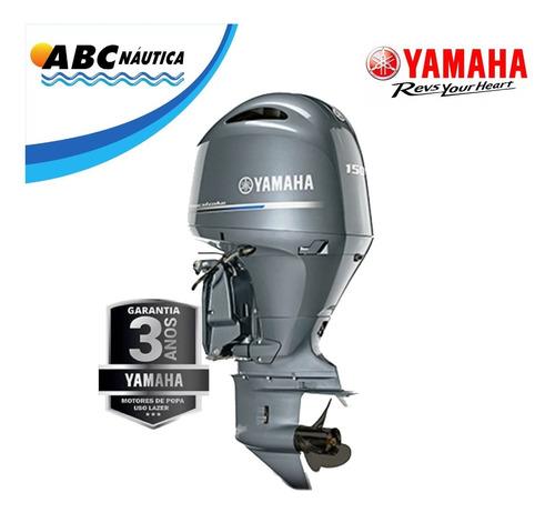 Motor De Popa Yamaha 150hp 4t