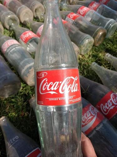 Botellas Coca Cola 1 Litro De Vidrio Mercado Libre