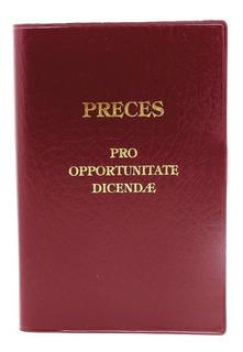 Livro De Orações Diversas - Preces Em Português E Latim