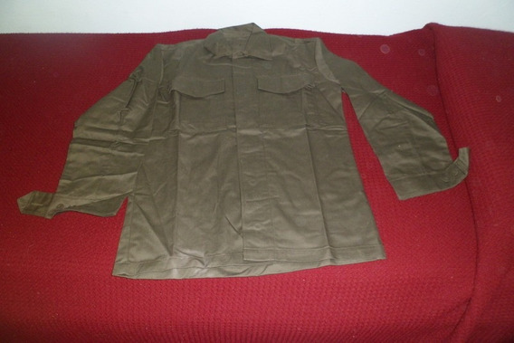 Camisa Verde Oliva