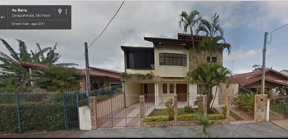 Casa Na Praia Em Caraguatatuba