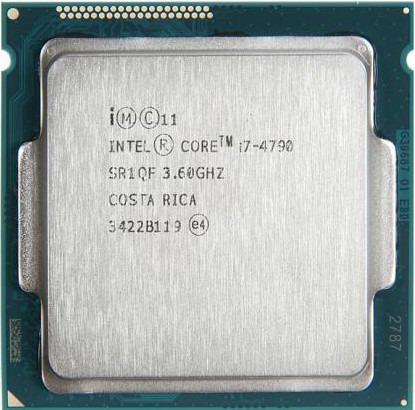 Core I7 4790 Lga Socket 1150 3.6 A 4.0 Ghz Oem Frete Grátis