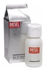 Perfume Masculino Diesel Plus 75ml Importado Usa Só Aqui!