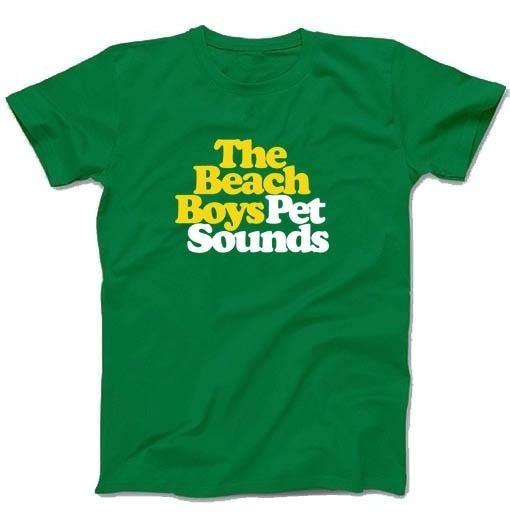Remeras Beach Boys Rock Internacional Vinilo Textil Premium