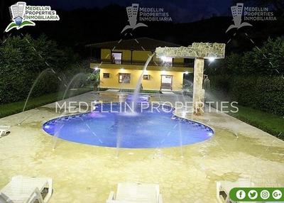 Alquiler De Casa Finca Amoblada En San Jerónimo Cód: 4572