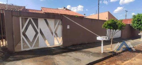Imagem 1 de 30 de Casa Com 3 Dormitórios À Venda, 80 M² Por R$ 350.000,00 - Jardim Ouro Preto - Londrina/pr - Ca0947