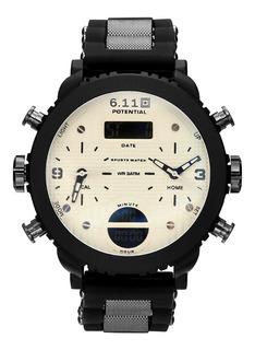 6.11 Relojes Con Correa De Gel De Sílice Para Deporte Al Air