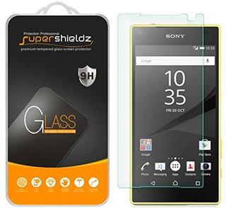 Paquete De 2 Supershieldz Para Sony Xperia Z5 Compact Protec