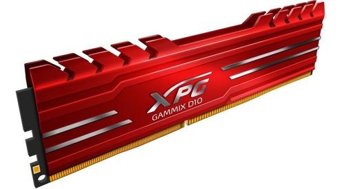Imagem 1 de 2 de Memória Adata Xpg 8gb Red Ddr4 3000mhz Cl16 Pc4-24000