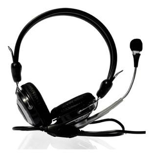 Auriculares Kanji Home Kj-100 Con Microfono 100 Mw Cuota
