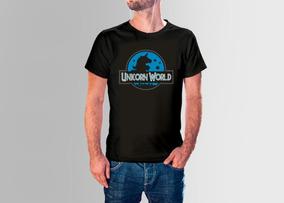 Playera Unicorn World! Con Envío!