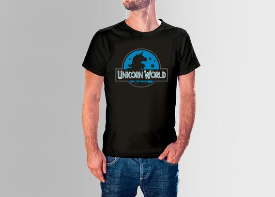 Playera Unicorn World! Eeg! Con Envío!